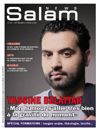 Salamnews n° 59 - Sept-Oct 2016