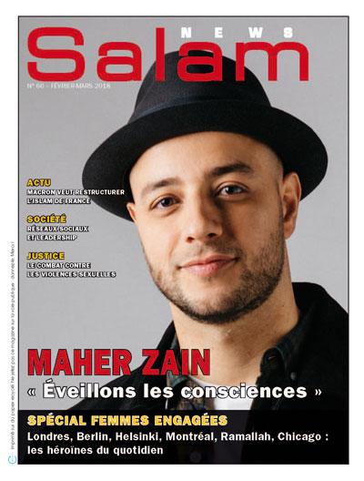 Salamnews n° 66 - Février-Mars 2018