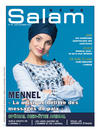 Salamnews n° 68 - Août-Septembre 2018