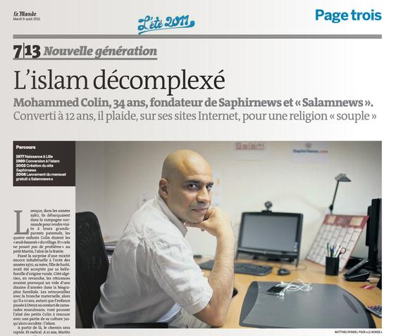 L'islam décomplexé