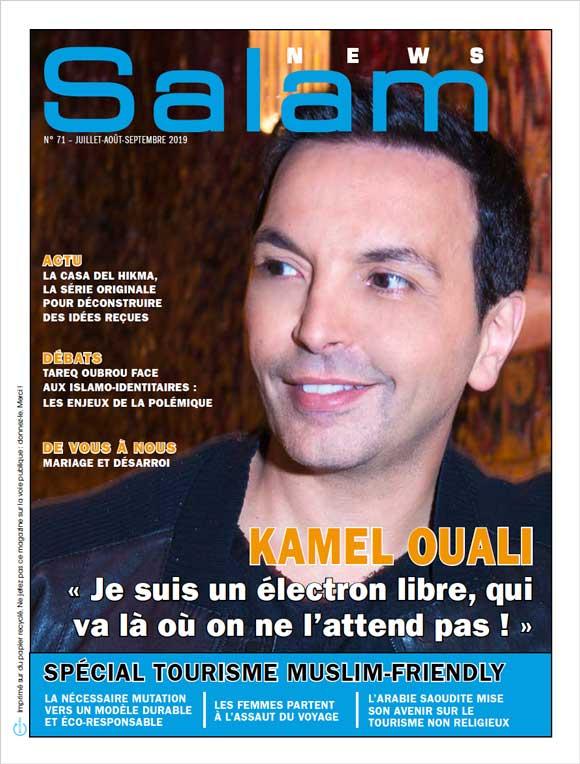 Salamnews n° 71 - Juillet-Aout-Septembre 2019