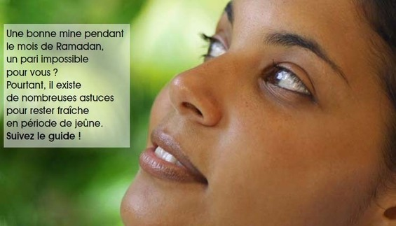 Ramadan 2013, stop au maquillage pour les filles meltyFashion
