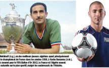 De Rachid Mekhloufi à Zinedine Zidane