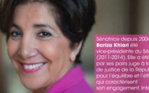 Bariza Khiari « Je suis farouchement républicaine et sereinement musulmane »