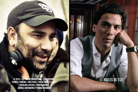 Nabil Ben Yadir et Tewfik Jallab« La Marche est le vrai héros »