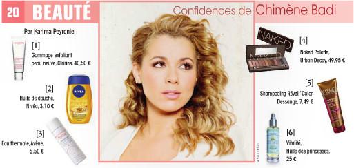 Confidences de Chimène Badi « Je ne suis pas parfaite mais j'ai du cœur »