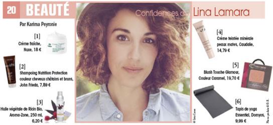 Lina Lamara « Sur scène, tu deviens ce que tu racontes »