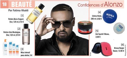 Confidences d'Alonzo