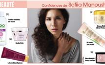 Confidences de Sofiia Manousha