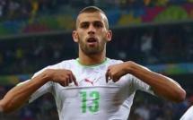 ISLAM SLIMANI « Tout donner pour l'Algérie »